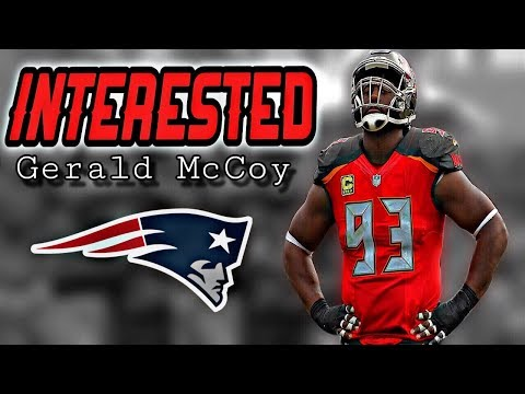 Patriots interested in DT Gerald McCoy