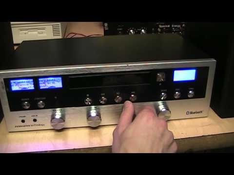 Innovative Technology ITCDS-5000 stereo system review
