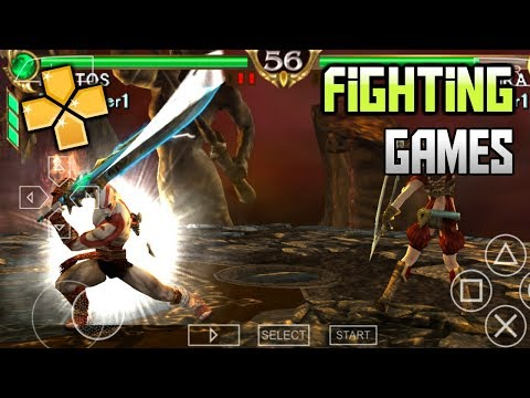 Top 10 Best Fighting Games For PSP (PPSSPP)