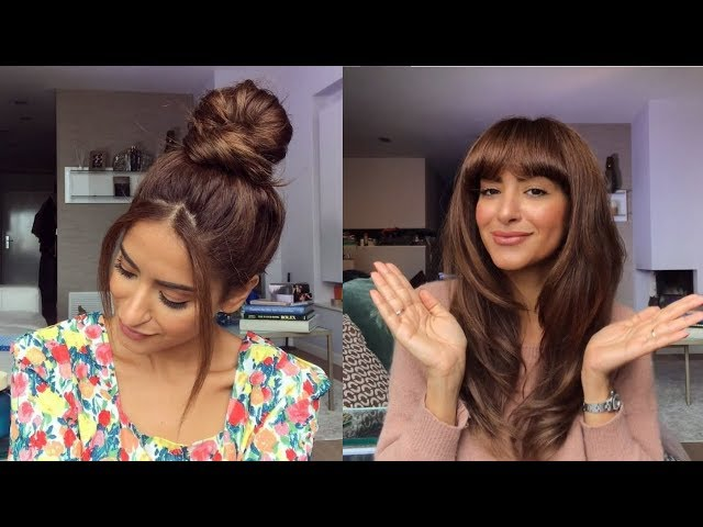 NEW AWESOME HAIRSTYLES TUTORIALS BY SARAH ANGIUS