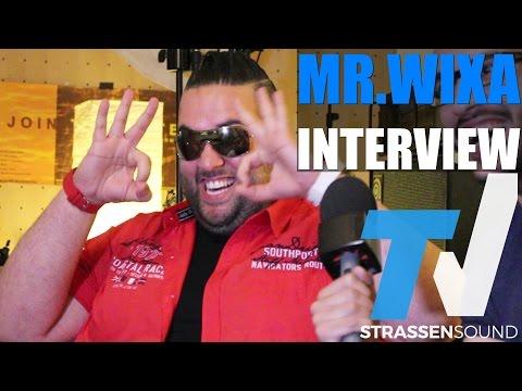 MR. WIXA Interview: Kay One, Bushido, Shindy, Fler, DSDS, Bohlen, St.Tropez, Money Boy, Farid, Mandy