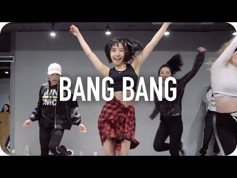 Cover Lagu Bang Bang - Jessie J, Ariana Grande, Nicki Minaj / May J Lee Choreography STAFABAND