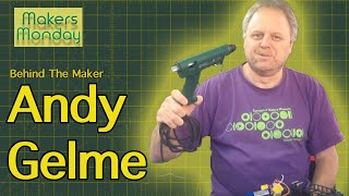 Gambar cover Makers Monday -17 - Andy Gelme
