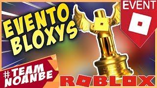 Nuevo evento ROBLOX Bloxys 2019 | Theater 6th Annual Bloxy Awards