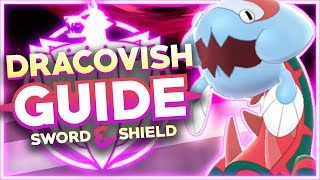 DRACOVISH is BROKEN. How to use Dracovish in Pokemon Sword and Shield