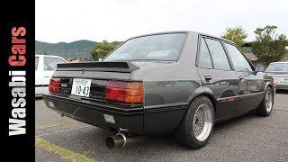 A Lot of Lancers: Mitsubishi Lancer EX Turbo 1800 GSR (A175A)