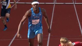 Rai Benjamin Wins Pac-12 400m Hurdles Title