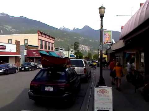 Kaslo BC main street