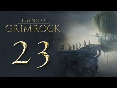 Let's Play Legend of Grimrock - Part 23 - The Speed Of Light