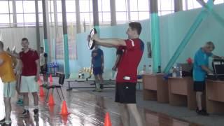 СГАУ-Саратов на сборах
