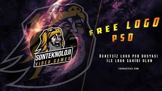 Free Logo Psd | Ücretsiz Logo Psd Dosyası