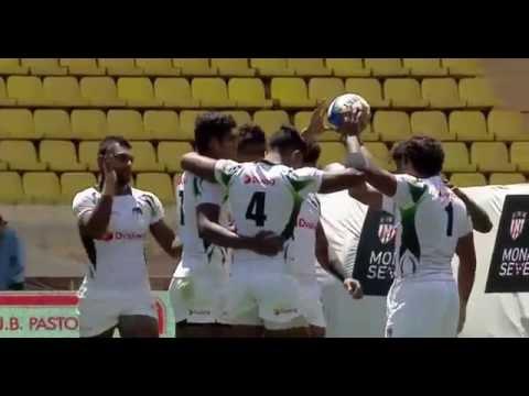 Sri Lanka vs Mexico - Monaco rugby 7s 2016