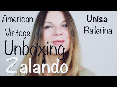 fashion-haul-⎮-zalando-unboxing-⎮-american-vintage-&-klassik-ballerina-funghi-von-unisa⎮kirsty-coco
