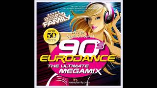 90s EuroDance The Ultimate Megamix