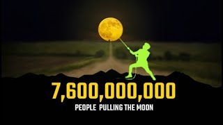What Would Happen If Everyone Pulled On the Moon?