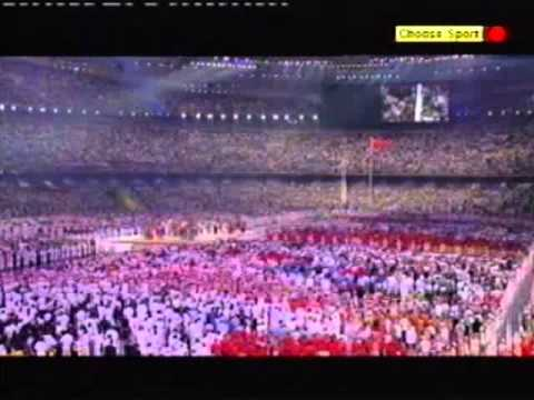 Beijing Olympic Anthem 2008