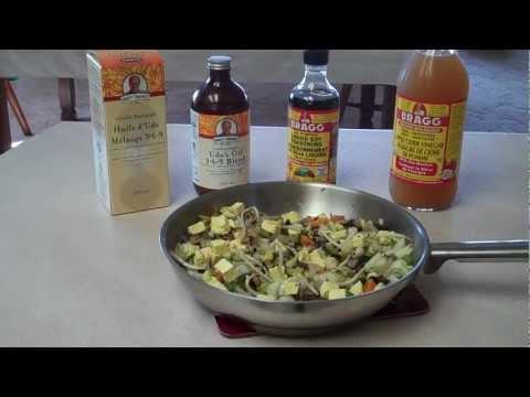 Healthy Cooking Vegetarian Recipe Vegan