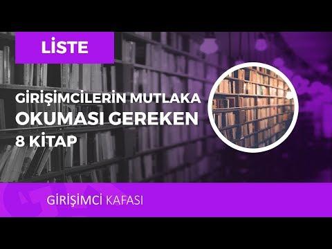 Bu Kitapları Okumayan Ben Girişimciyim Demesin 😎