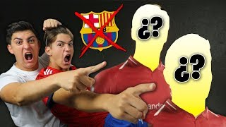 Le ROBAMOS estas SUPERESTRELLAS al BARCELONA ¡MODO CARRERA! ep. 1