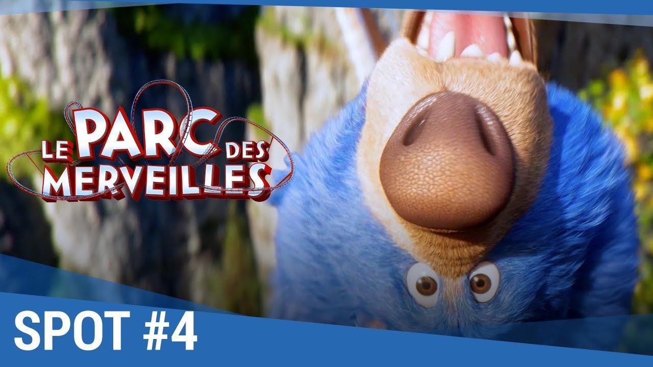LE PARC DES MERVEILLES - Spot Drop Everything VF [Actuellement au cinéma]