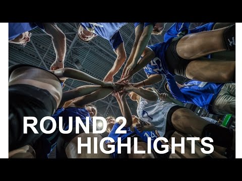 Ateneo Lady Eagles Round 2 Highlights