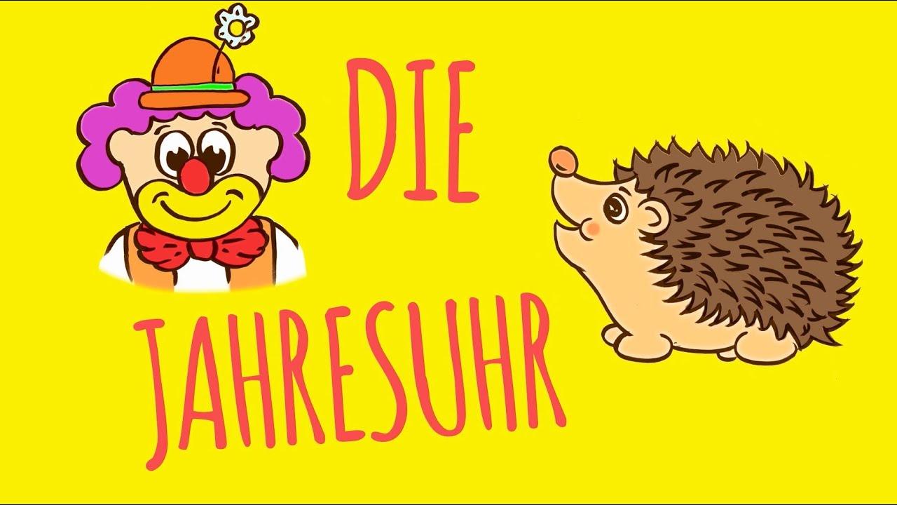 Danke Lieber Tannenbaum Text.Rolf Zuckowski Die Jahresuhr Lyric Video Musik Für Dich Rolf