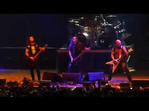 Slayer - Repentless / Disciple LIVE Rock im Revier Dortmund 28.05.2016