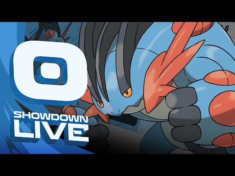 """THE RAIN IS HERE THE RAIN IS NOW"" Pokemon Sun & Moon! UU Showdown Live w/PokeaimMD"