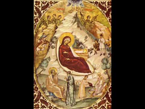 Orthodox Carols Group Katharsis - Colindul Lui Dumnezeu