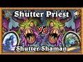 Hearthstone  Shudderwock Priest Vs Shudderwock Shaman   Crazy Game