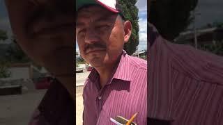 Apuran obras en Plaza 20 de Noviembre de Bustamante