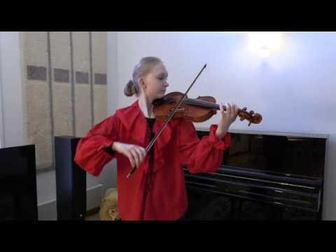 Johann Sebastian Bach - Partita In D Minor, BWV 1004, Allemanda And Corrente