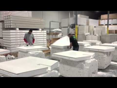 Magnesium Oxide Board Structural Insulated Panels (SIP) - YouTube