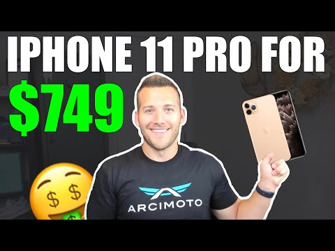 The Cheapest Way To Buy The New IPhone 11