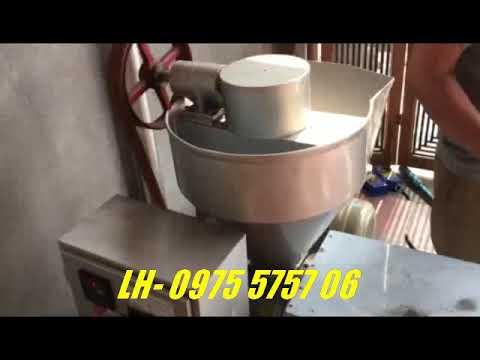 Máy ép dầu công nghiệp Guangxin 90 WK - YouTube