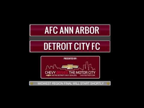 07/29/17: DCFC vs. AFC Ann Arbor - NPSL Midwest Region Final