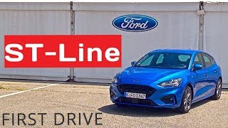 2019 Ford Focus ST- Line, first drive