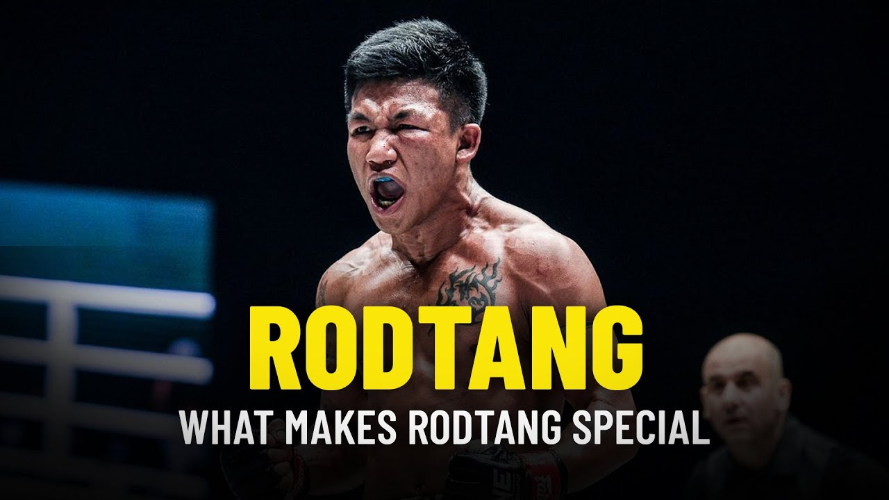 WhatMakes Rodtang So Dangerous?   ONE Championship Feature