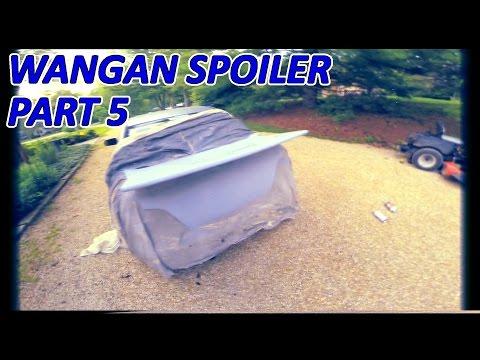 DIY Wangan Spoiler Part5 // JIMEZOKU + JIM筋道