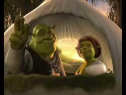 Shrek Music Video ( feat. Smash Mouth )