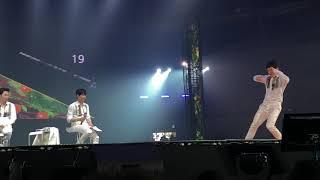 180325 신화 20주년 팬파티 오렌지게임 김동완 (SHINHWA TWENTY FANPARTY 'ALL Y…
