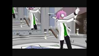 move like jagger.MMD Thumbnail