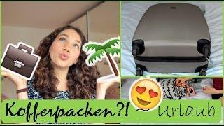 TRAVEL HACKS | Kofferpacken, Routinen, Listen, Tipps, ...  ♥ANNA KAISER♥