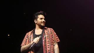Queen and Adam Lambert   Doing Al right & CLTCL   Chicago= 2019 08 09