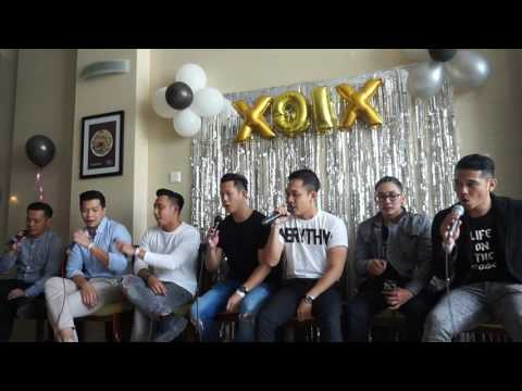 XO-IX accoustic album Xtraordinary