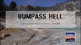 Lassen National Park, CA: Bumpass Hell