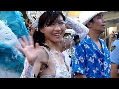 2009年9月5日 立石フェスタ サンバパレード