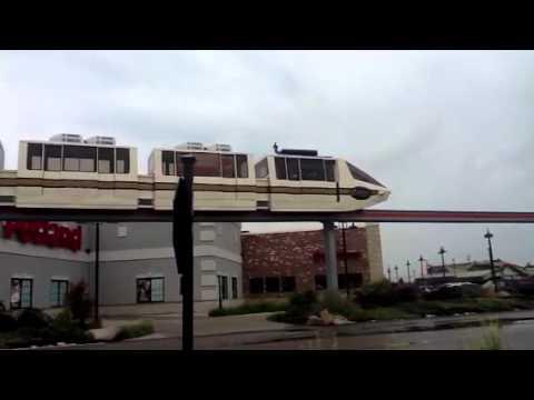 JJ Monorail Test Flite