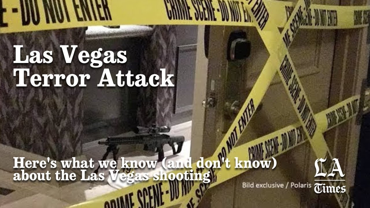 what we know  and don u0026 39 t know  about the las vegas shooting