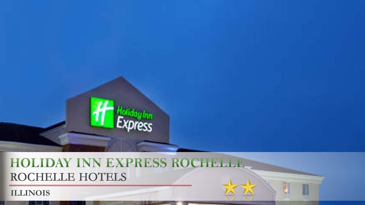 Holiday Inn Express Rochelle Hotels Illinois